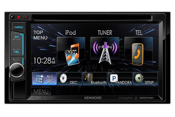 Kenwood DDX372BT