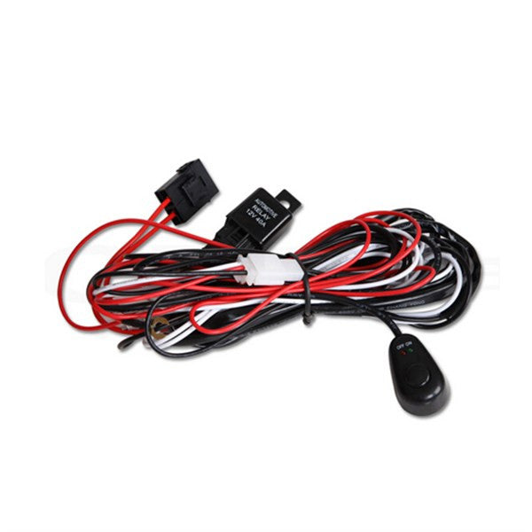 "Universal Wire Harness (Spot Lights and 8"" - 32"" Light Bars)"