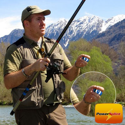 PowerSplint for Fly-Fishing