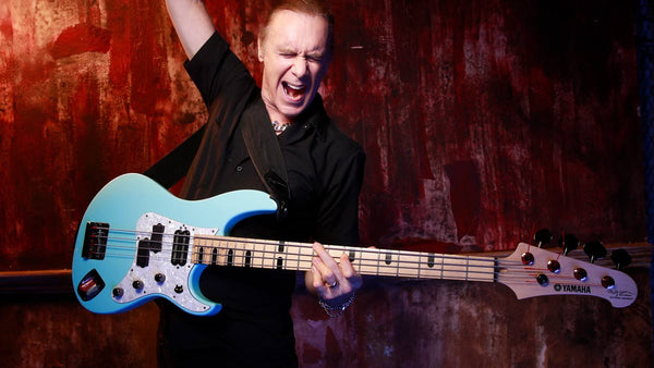 Billy Sheehan Clinic - Sponsored by Yamaha<br>San Rafael - 10/27/2016