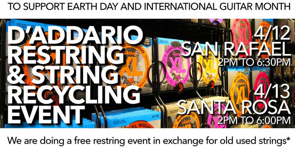 Free Re-String and String-Recycling Event