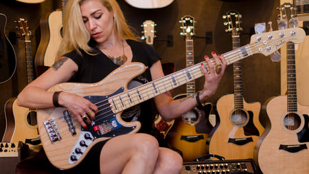 FREE Bass Guitar Introduction Class - 7/21/18