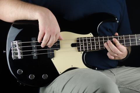 Group Beginning Bass Guitar Series - Starts 10/3/17