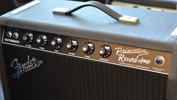 Which Fender Princeton Reverb Amp Is Your Favorite?