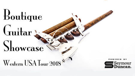 Boutique Guitar Showcase - 10/17/18