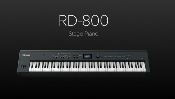 Save $200 on the Roland RD-800 stage piano!
