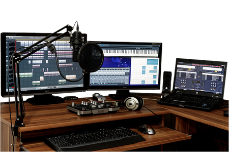 Put Together a Home Studio for Under $500