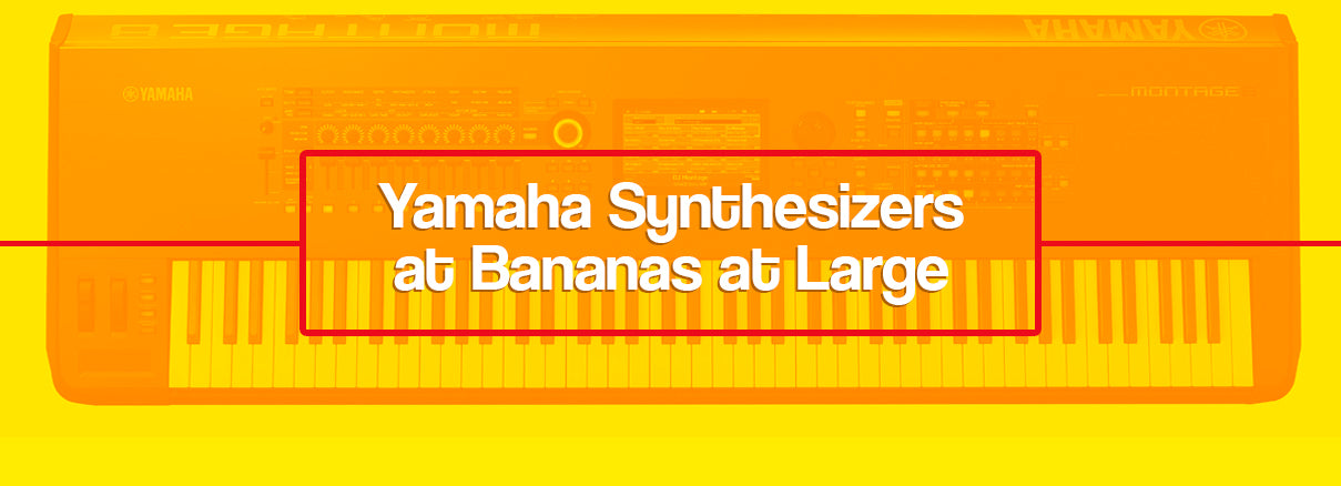 History of the Yamaha Synthesizer — Bananas at Large®