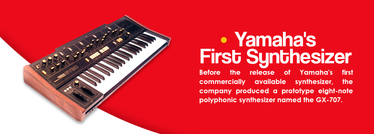 yamaha's first synthesizer