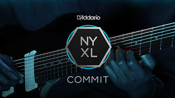 D'Addario NYXL Strings