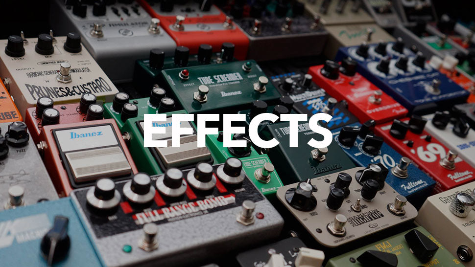 Guitar Pedal Effects
