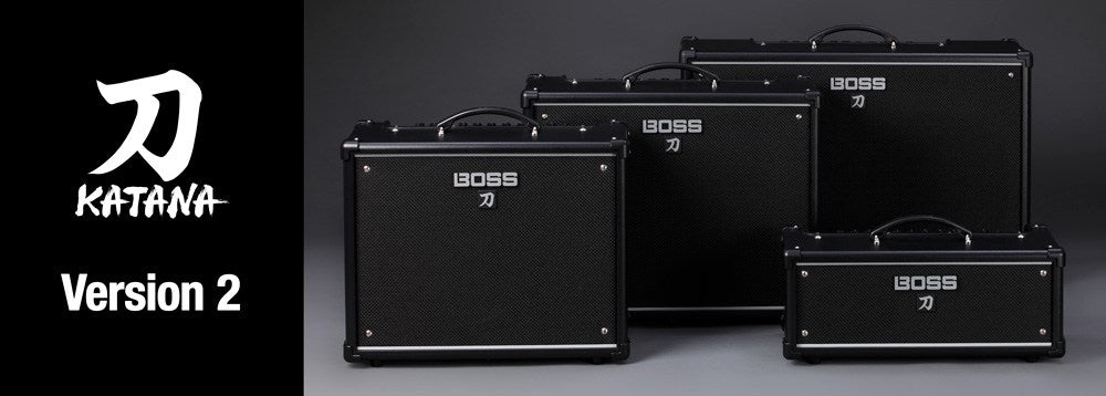 Boss Katana Amps Version 2