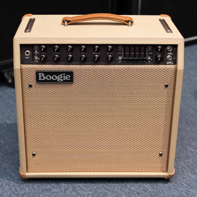 Mesa/Boogie Custom Mark Five:35 Combo with British Tan Tolex, Tan Jute Grill, and Brown Corners