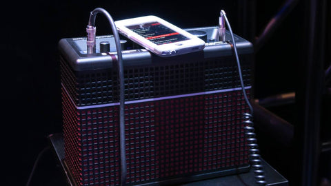Small Guitar Amp NAMM 2016