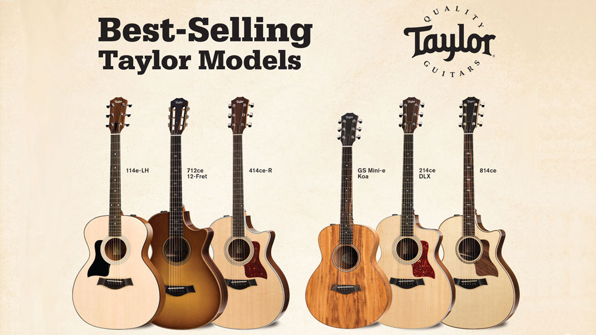 Taylor Acoustic Guitars
