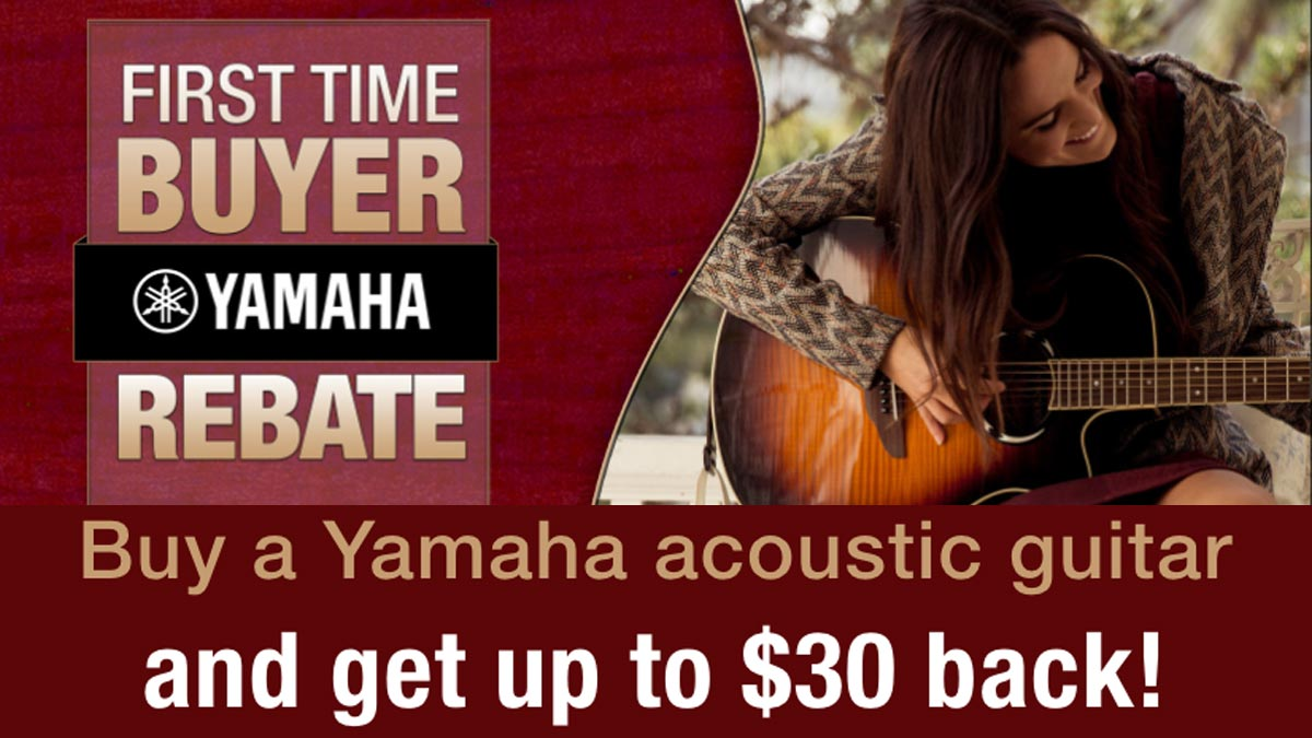 Yamaha Rebates