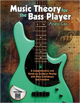 Music Theory for the Bass Player Book By Adriane Cap