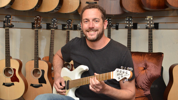 Guitar Lessons with Daryl Bond