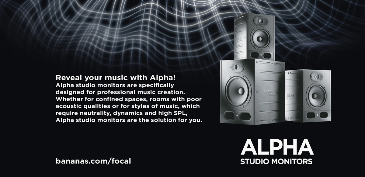 Focal Studio Monitors