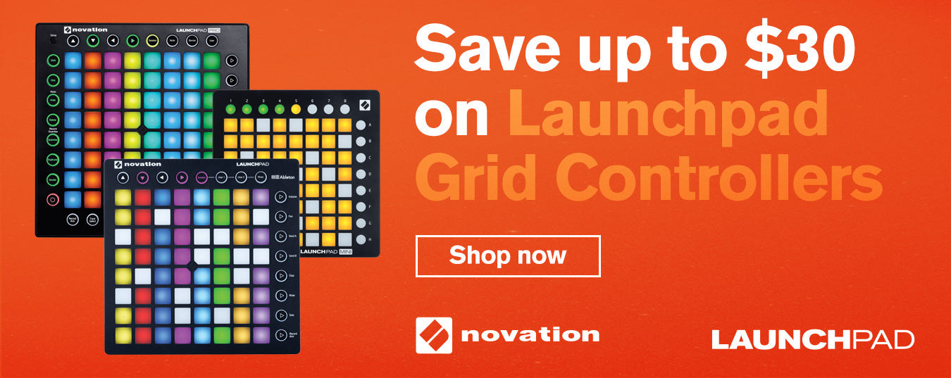 novation launchpad holiday promotion