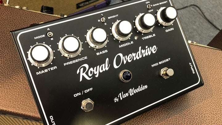 Royal Overdrive Pedal