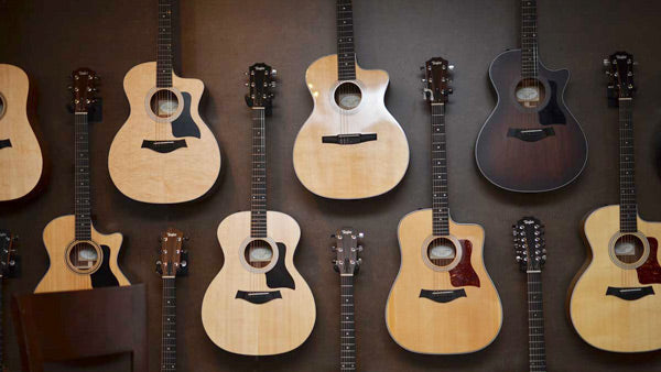 Taylor Grand Auditorium Guitars