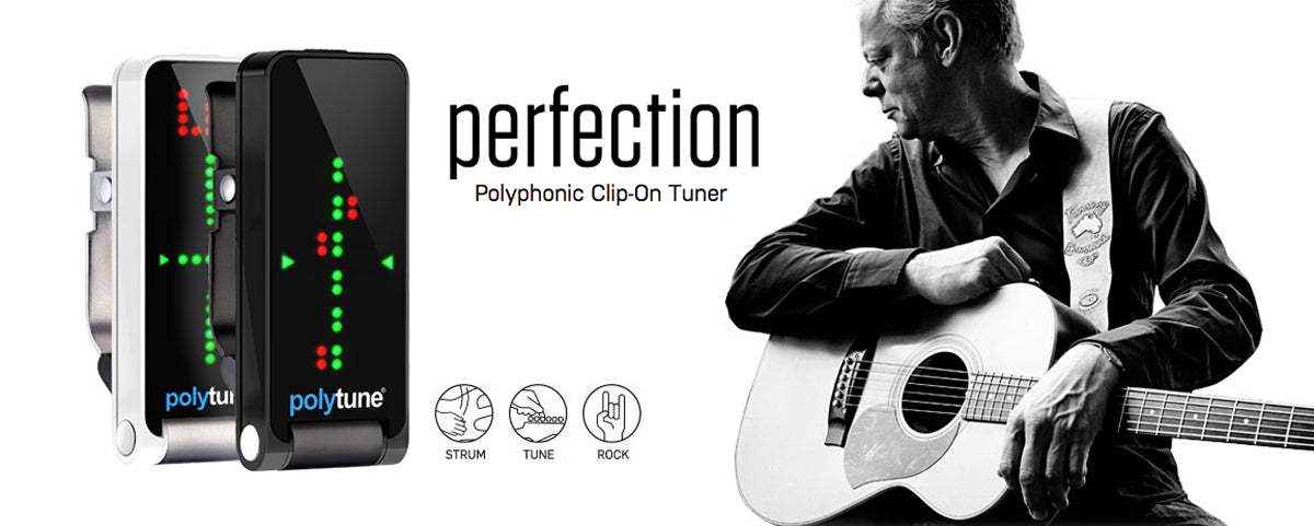 polytune clip on tuner