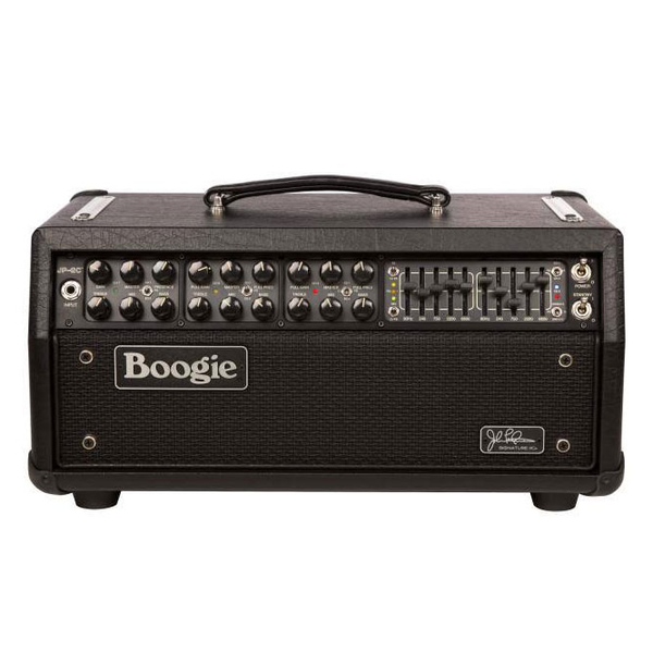 Mesa/Boogie JP-2C John Petrucci All Tube Guitar Head - Black - Bananas at Large
