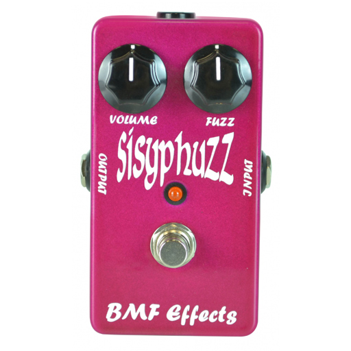 BMF Sisyphuzz Fuzz Pedal - Bananas At Large®