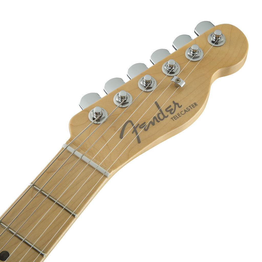 Fender American Elite Telecaster Thinline with Maple Fingerboard - Natural - Bananas At Large®