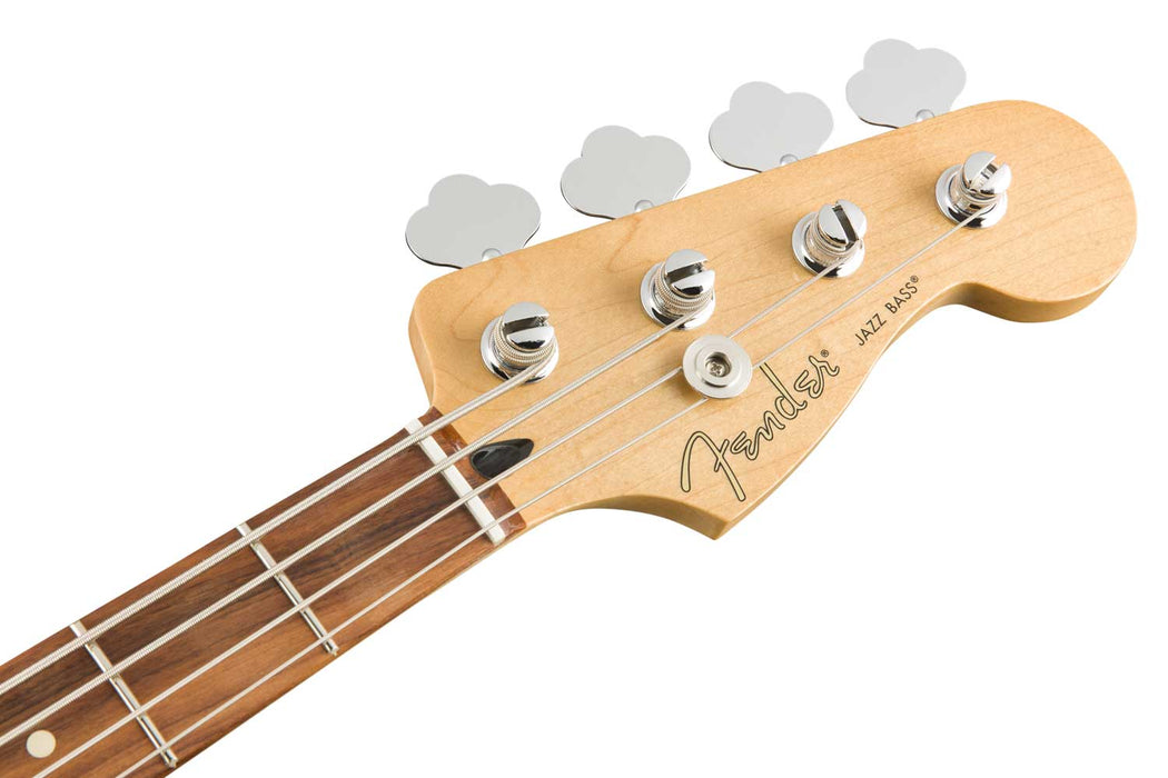 Fender Player Jazz Bass with Pau Ferro Fingerboard - Black