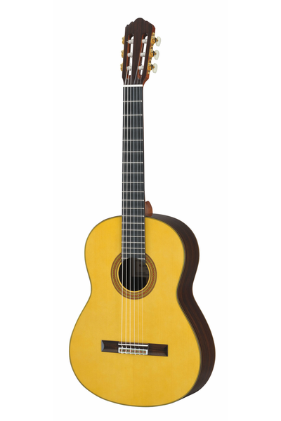 Yamaha GC32S Classical Acoustic Guitar - Natural - Bananas at Large