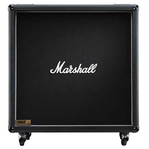 Marshall 1960B 300W 4x12 Straight Cabinet - Bananas at Large