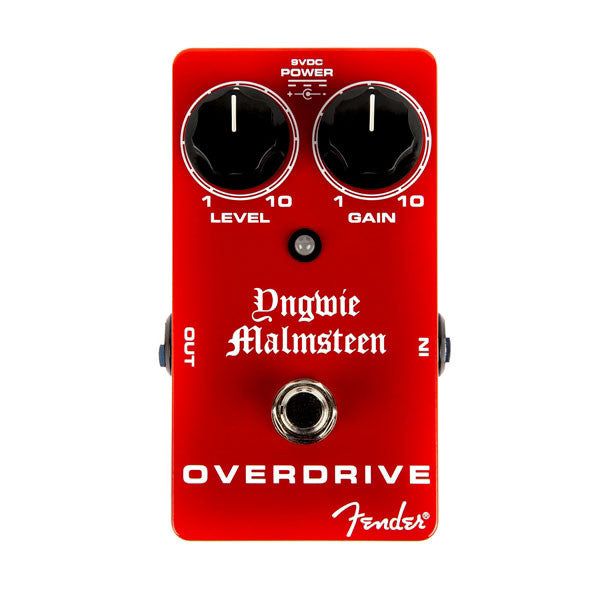 Fender Malmsteen Overdrive Pedal - Bananas At Large®