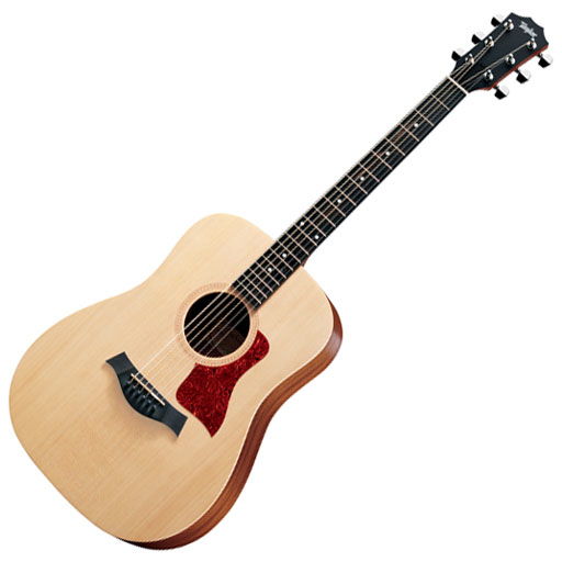 Taylor BBT Big Baby Taylor Acoustic Guitar with Gig Bag - Bananas at Large