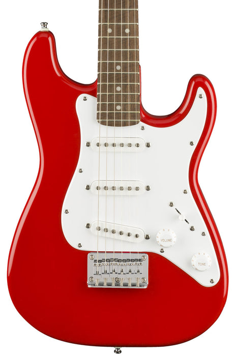 Squier Mini Strat with Laurel Fingerboard - Torino Red