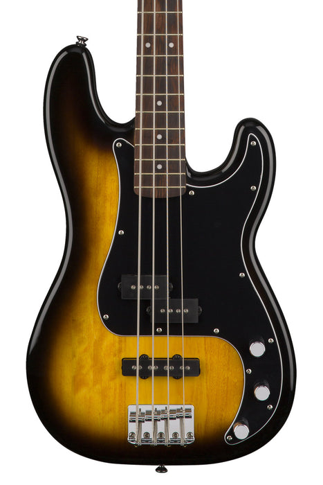 Squier Affinity Series Precision Bass PJ Pack with Laurel Fretboard - Brown Sunburst