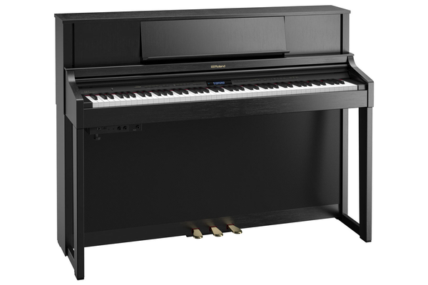 Roland LX-7 SuperNATURAL Digital Piano with Stand and Bench - Contemporary Black