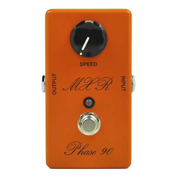 MXR CSP101SL Script Phase 90 Pedal with LED - Bananas at Large
