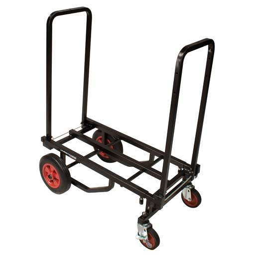 Ultimate Support JamStand JS-KC90 Karma Cart Series Adjustable Equipment Cart, Medium Size - Bananas at Large
