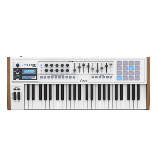 Arturia KeyLab 49 USB MIDI 49 Key Keyboard Controller - Bananas At Large®