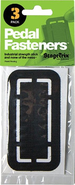 StageTrix SF1 Pedal Fastener 3 Pack - Bananas at Large