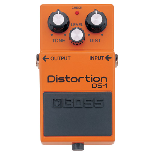 Boss DS-1 Distortion Pedal - Bananas at Large