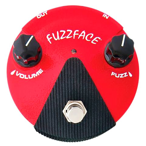 Dunlop FFM2 Germanium Fuzz Face Mini Distortion - Bananas At Large®