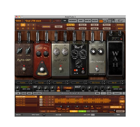 IK Multimedia AMPLITUBE JIMI HENDRIX [Download] - Bananas At Large®