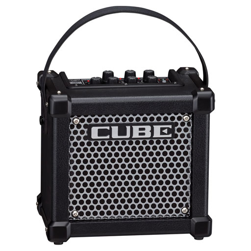 Roland Micro Cube GX Guitar Amplifier Black - Bananas at Large