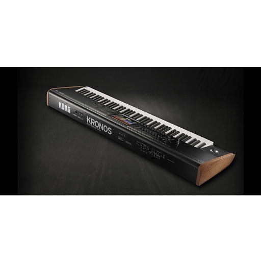 Korg Kronos 7 73 note Real Weighted Hammer Action Music Workstation - Bananas at Large