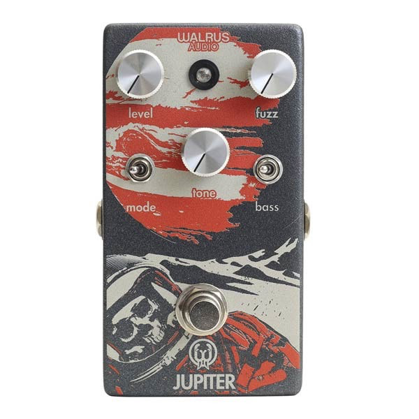 Walrus Audio Jupiter V2 Multi Clip Fuzz
