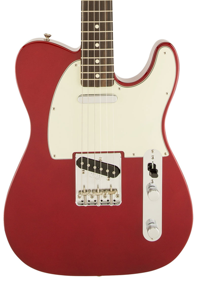 Fender Classic Series 60s Telecaster with Rosewood Fingerboard - Candy Apple Red