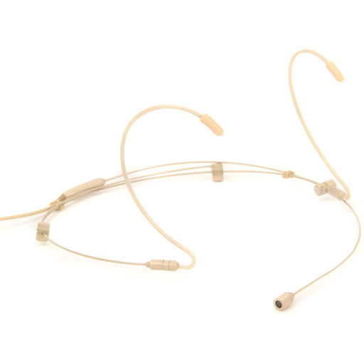 Line 6 HS70T Omni-Directional Tan Color Headset Microphone - Bananas at Large